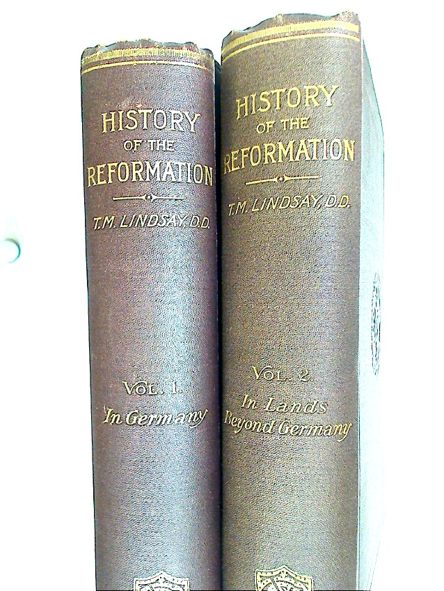 A History of the Reformation. 2 Volumes.