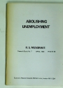 Abolishing Unemployment.