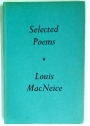 Selected Poems. First Edition.