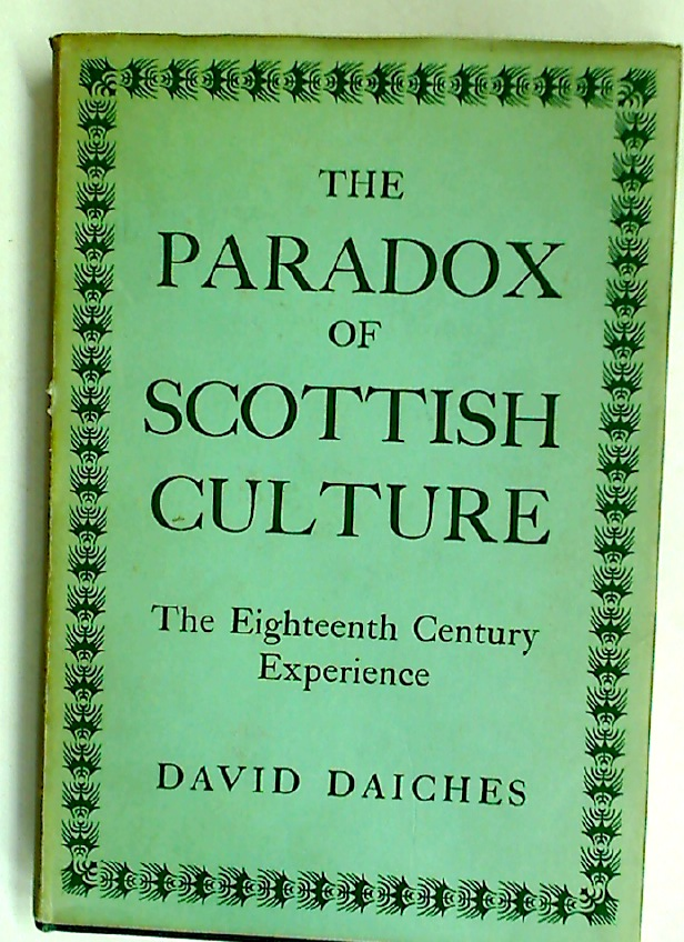 The Paradox of Scottish Culture.