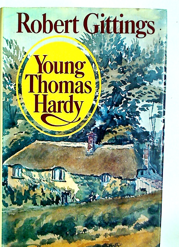 The Young Thomas Hardy.
