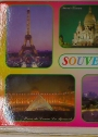 Souvenir de Paris. Postcard Set.
