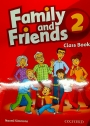 Family and Friends 2. Class Book.