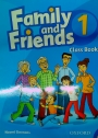 Family and Friends 1. Class Book.
