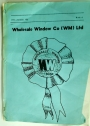 Wholesale Window Co (WM) Ltd. Newsletter.