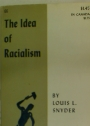 The Idea of Radicalism. Its Meaning and History.