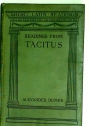 Readings from Tacitus: Germanicus.