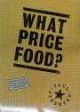 What Price Food? Agricultural Price Policies in Developing Countries.