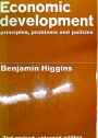 Economic Development. Principles, Problems and Policies.
