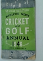 Athletic News Cricket and Golf Annual 1946.
