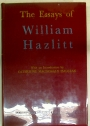 The Essays of William Hazlitt.