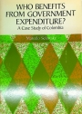 Who Benefits from Government Expenditure? A Case Study of Colombia.
