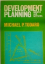Development Planning. Models and Methods.