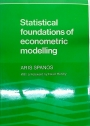 Statistical Foundations of Economic Modelling.