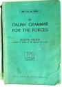 An Italian Grammar for the Forces.