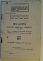 Operations. Military Training Pamphlet No. 23. Part 1. General Principles, Fighting Troops and their Characteristics.