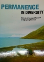 Permanence in Diversity. Netherlands Ecological Research on Edgeoya, Spitsbergen.