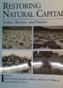Restoring Natural Capital. Science, Business, and Practice.
