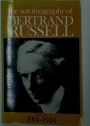 The Autobiography of Bertrand Russell. Vol 2 (1914 - 1944) only.