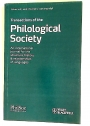 Impersonal Constructions in Grammatical Theory. Special Issue of Transactions of the Philological Society.