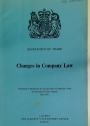 Changes in Company Law.