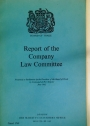 Report of the Company Law Committee.