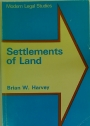 Settlements of Land.