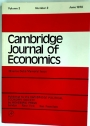 Cambridge Journal of Economics. Volume 2, No 2, June 1978. Maurice Dobb Memorial Issue.