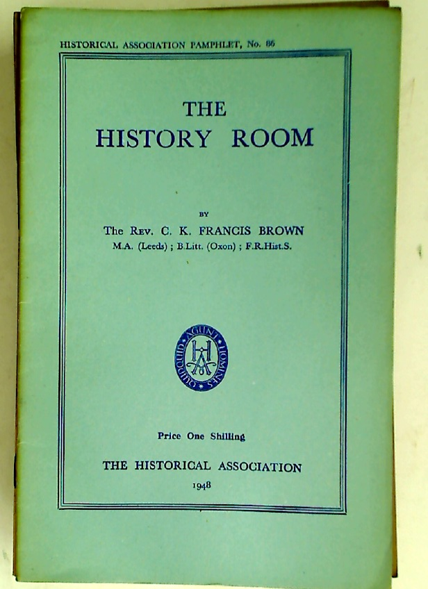 The History Room.