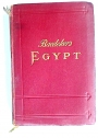 Egypt and the Sudan. Handbook for Travellers.