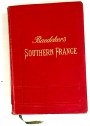 Southern France, including Corsica. Handbook for Travellers. Fifth Edition.