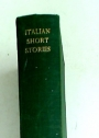 Italian Short Stories from the 13th to the 20th Centuries.