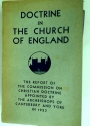 Doctrine in the Church of England.