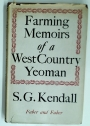 Farming Memoirs of a West Country Yeoman.