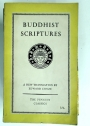 Buddhist Scriptures. Selected and Translated by Edward Conze.
