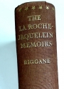 Memoirs of the Marquise de la Rochejaquelein.