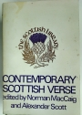 Contemporary Scottish Verse 1959 - 1969.