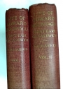 The Life of Edward Montagu, KG. First Earl of Sandwich (1625 - 1672). Two Volume Set.