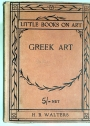 Greek Art. With 40 Illustrations.