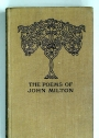 The Poems of John Milton.