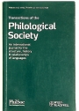 History and Structure in the English Noun Phrase. Special Issue of Transactions of the Philological Society.