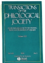 Empirical Evidence and Theories of Representation in Current Research into Second Language Acquisition. Special Issue of Transactions of the Philological Society.