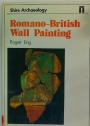 Romano-British Wall Painting.