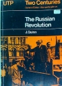 The Russian Revolution.