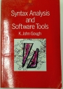 Syntax Analysis and Software Tools.