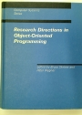 Research Directions in Object-Oriented Programming.