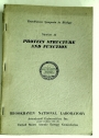 Protein Structure and Function. Report of a Symposium Held June 6 - 8 , 1960.