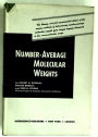 Number-Average Molecular Weights. Fundamentals and Determination.