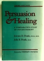Persuasion and Healing: A Comparative Study of Psychotherapy. Third Edition.