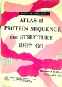 Atlas of Protein Sequence and Struture 1967-68.